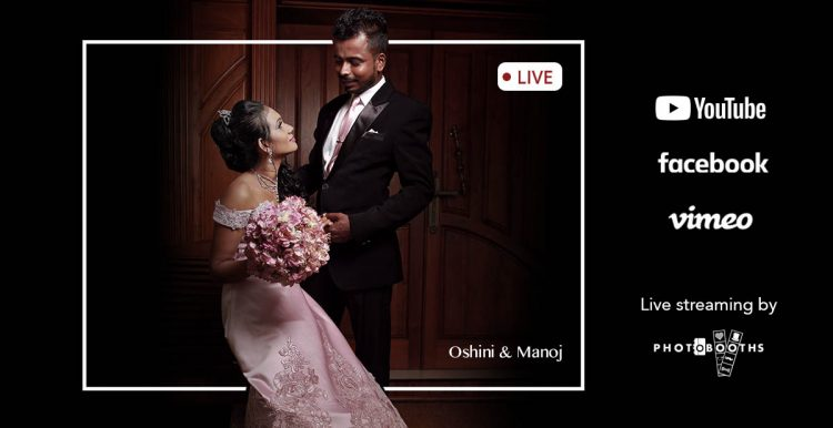 Banner Sri Lanka wedding streaming